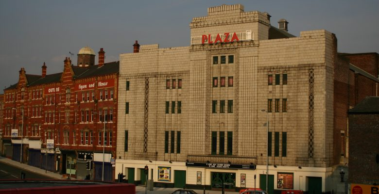 The Plaza in 2006 prior to our restoration.